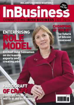Excel at Business Featured in InBusiness Magazine