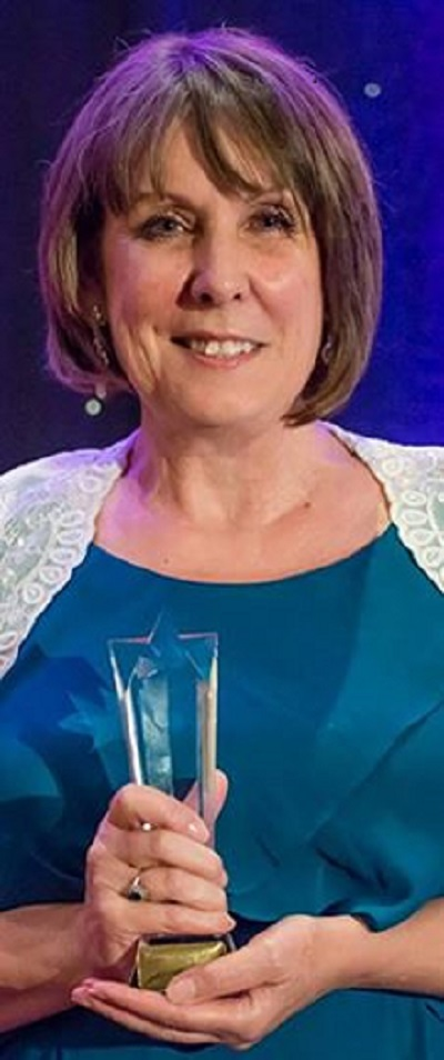 AMT Trainer Sally Canning Wins 'Inspiring Women' Award