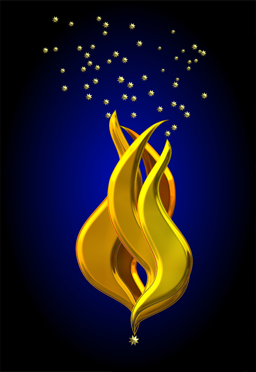 Flame Illustration