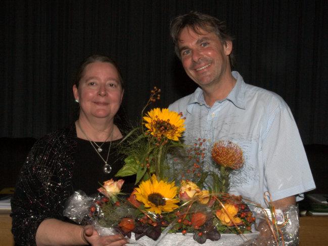 Silvia Hartmann & Reto Wyss 2014