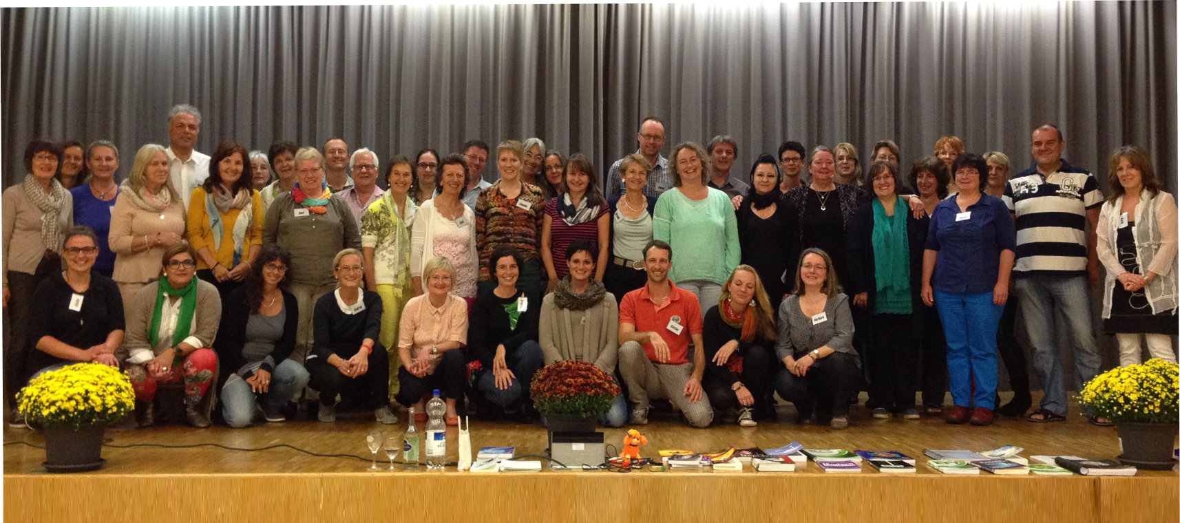 50 German Speaking Project Sanctuary Masters September 2014