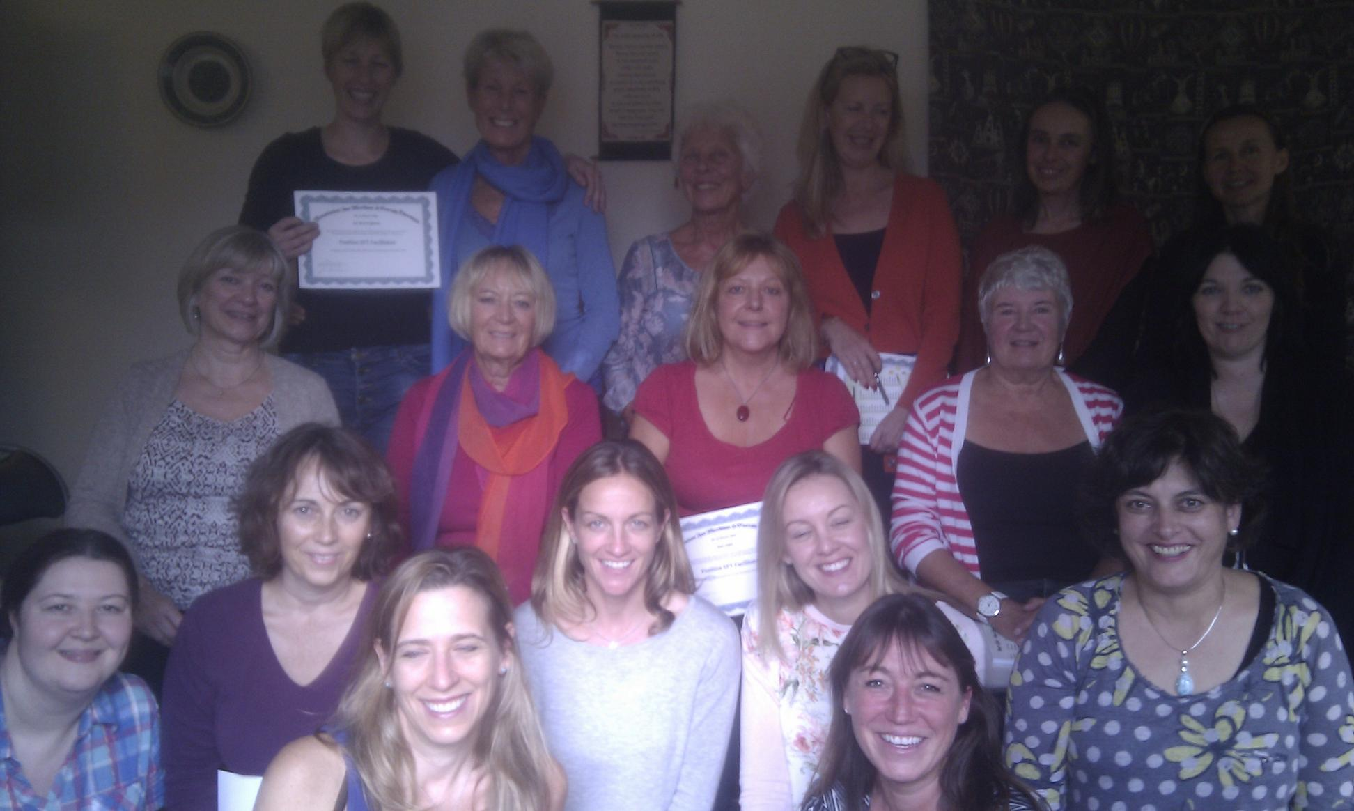 Positive EFT Training at The Willow Clinic Guildford