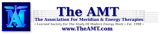 The AMT - The Association for Meridian & Energy Therapies