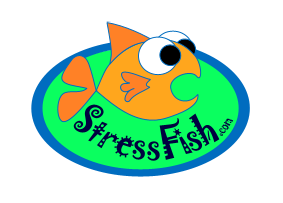 The StressFish - Fighting Stress Online!
