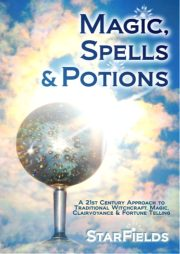 Best book on Magic - Magic, Spells & Potions by Silvia Hartmann