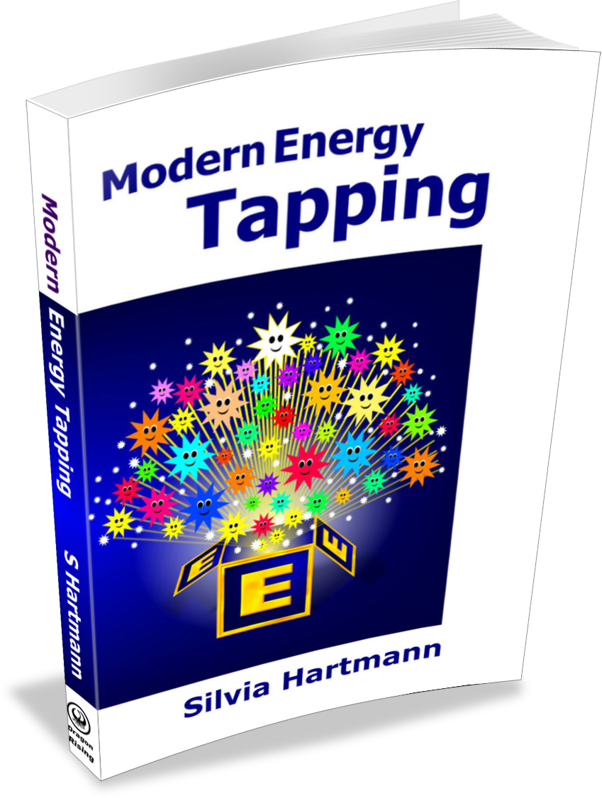 Modern Energy Tapping Book By Silvia Hartmann