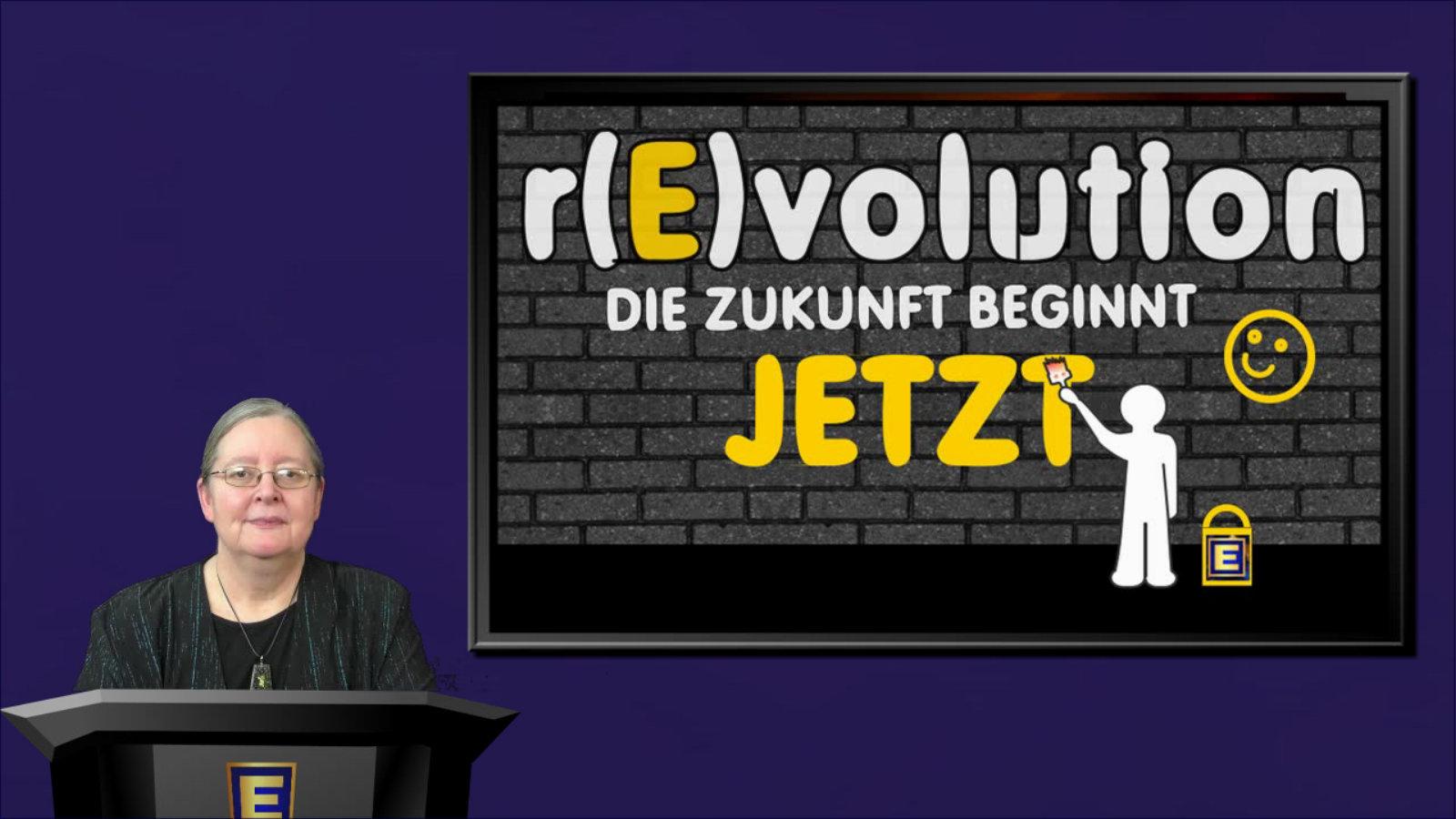 Silvia Hartmann's Revolution Lecture