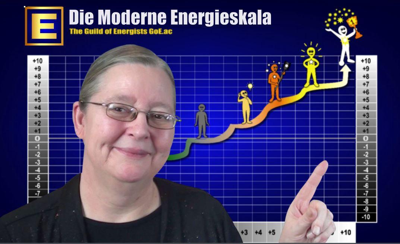 Silvia Hartmann, die Schoepferin der Modernen Energie