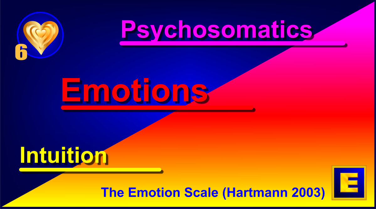 The Emotion Scale Hartmann 2003
