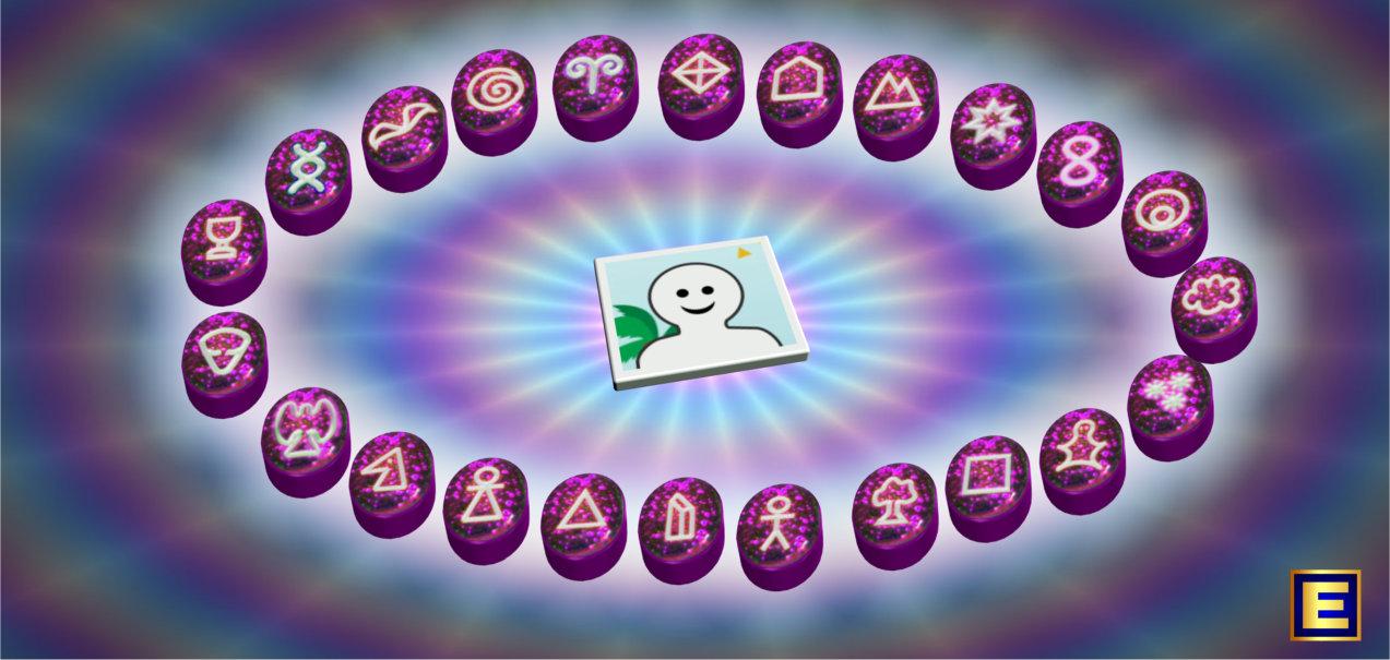 SuperMind Energy Symbols